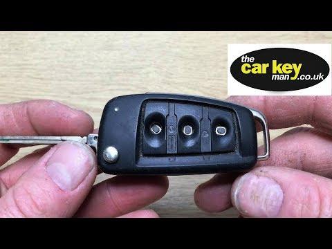 Key Repair Audi Flip Remote HOW TO FIX