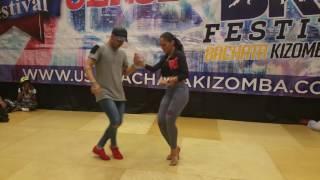 Daniel y Desiree, New Jersey BK Festival '16 - Smack That