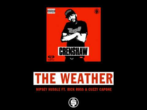 Nipsey Hussle Feat Rick Ross & Cuzzo Capone - The Weather (Acapella) | 76 BPM