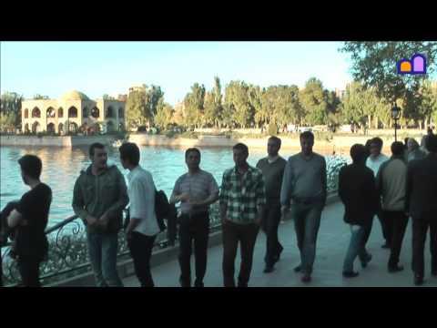 Iran - Tabriz Street Life