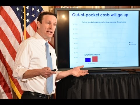 Senator Chris Murphy Lays Out Facts of Trumpcare