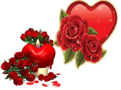 Привітання з Днем Святого Валентина. - Видео с ютуба