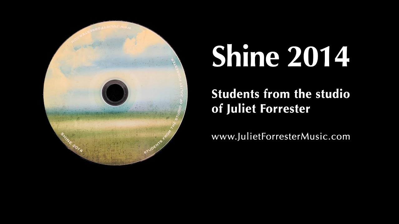 Shine 2014 - Students from the studio of Juliet Forrester