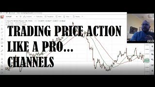Trading Price Action like a Pro... Channels Part 2