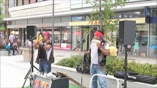 ecuadori indián zene az utcazenén