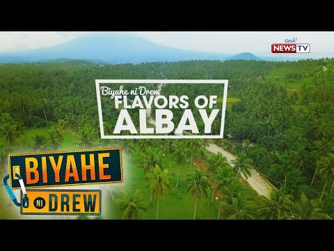 Biyahe ni Drew: Taste the flavors of Albay (full episode)