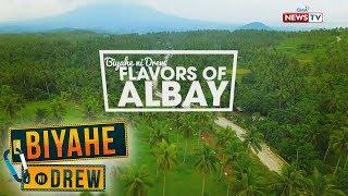 Biyahe ni Drew: Taste the flavors of Albay (full episode)