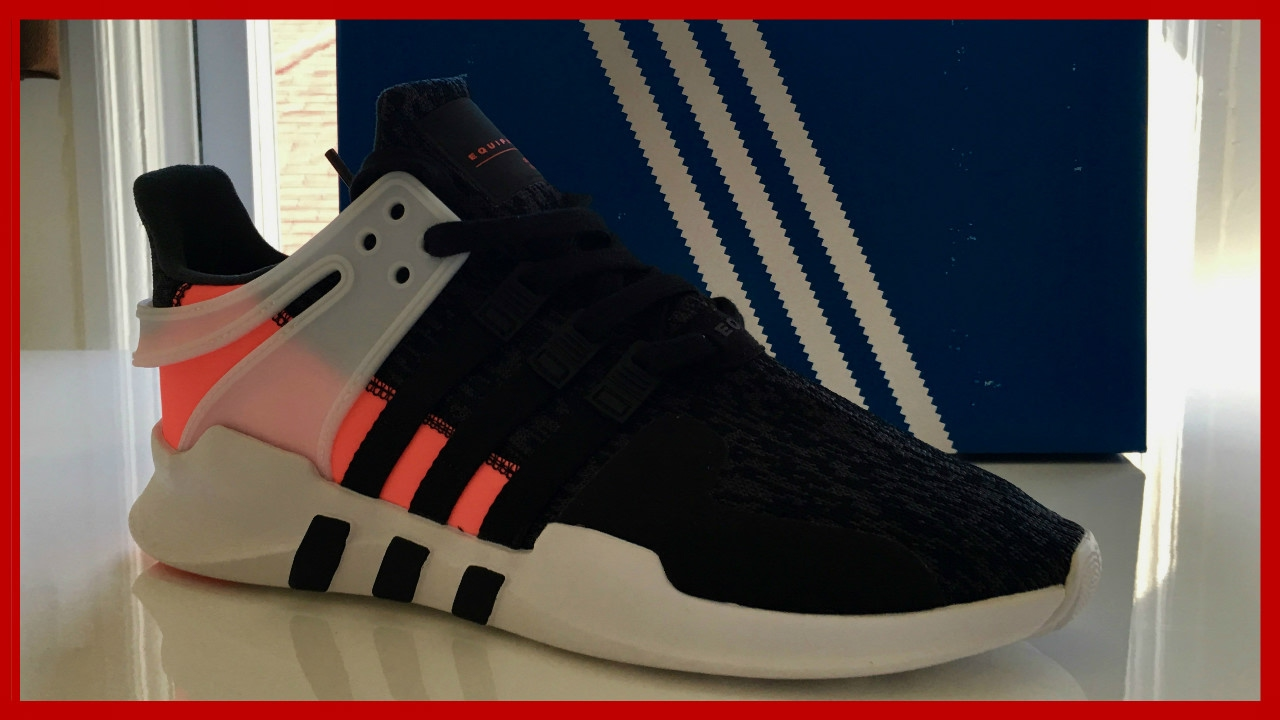 promo code ba10a 5272d ADIDAS EQT Support ADV Unboxing And Review