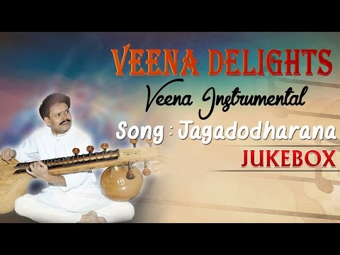 Jagadodharana || Veena Delights || Veena Instumental Jukebox