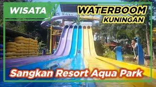 Sangkan Resort Aqua Park Kuningan - Waterboom