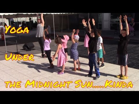 RVing To Alaska | Midnight Sun Festival | Fairbanks Alaska