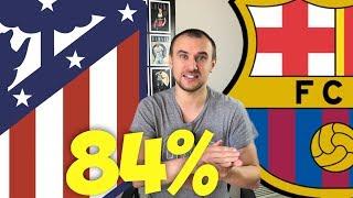 Атлетико Мадрид Барселона Прогноз Прогнозы на Спорт ЖАРА В ИСПАНИИ