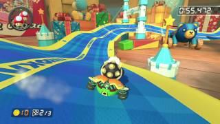 GBA Ribbon Road - 1:44.891 - Darren (Mario Kart 8 World Record)
