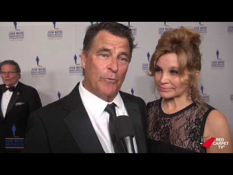 Ted McGinley At The John Wayne Cancer Institute Auxiliary 32nd Annual Odyssey Ball