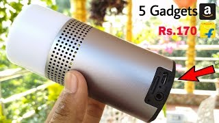5 CooL Gadgets for OUR DAILY LIFE Rs.170   You Can Buy on Amazon ✅ NEW TECHNOLOGY HITECH GADGETS