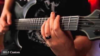 6 String Shootout Metal Bridge Comparison