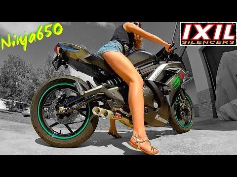 Kawasaki Ninja650 IXIL Hyperflow Full system Exhaust