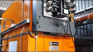 Schmid UTSR Biomass Boiler (Croftpak Nursery)
