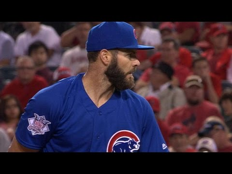 4/4/16: Cubs overwhelm Angels in Opening Day rout