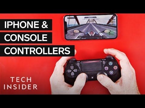 How To Use PS4 And Xbox Controllers With The iPhone