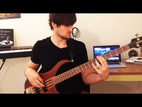 Hysteria (Muse) - Bass Cover