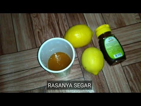 cara-membuat-obat-batuk-paling-ampuh-tradisional-madu-dan-lemon
