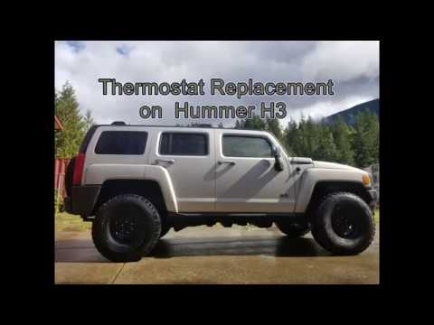 Hummer H3 Thermostat Replacement