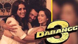 Salman khan to romance amy jackson, waluscha d sousa in dabangg 3