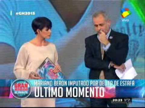 """""""Gran Hermano 2015"""": Así se enteraba Mariano de la notificación"""