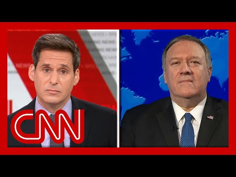 Mike Pompeo: Killing Qasem Soleimani Disrupted An 'imminent Attack'