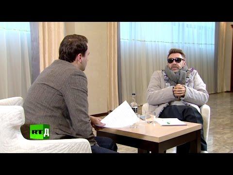 Эксклюзивное интервью: Сергей Шнуров