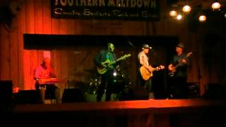 Southern Meltdown Band And Gene Avey(CoverWagonWheel)