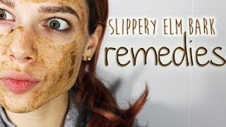 Slippery elm: healing insides, long & strong hair+MORE!
