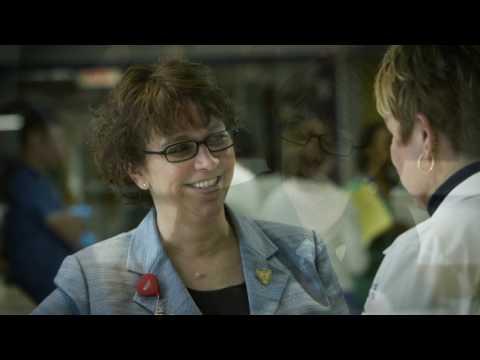 Meet Our Chief Nursing Officer,  Linda Stoverock