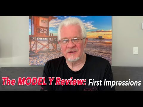 Tesla Model Y Review - Initial Impressions