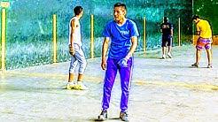 Costillas y Pollo vs Flaca y Pipiolo frontón Madero tercer partido