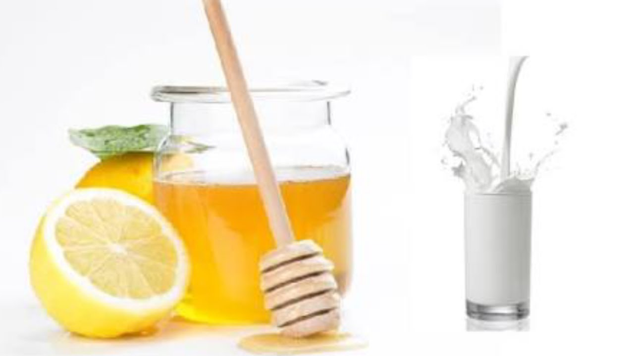 Image result for milk lemon juice and honey mask