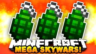 Minecraft MEGA SKYWARS 'KILLING MACHINES!' #3 w/ Preston & Kenny