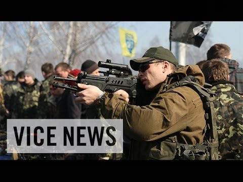 Ukraine: Defending the