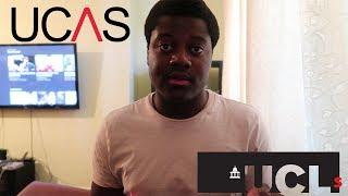Zapętlaj How I Got Into UCL | Joshua Wayoe