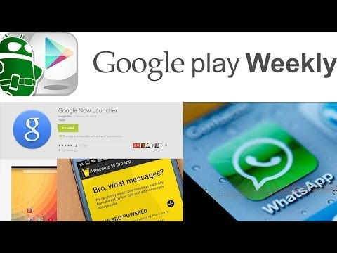Google Now Launcher is out, BroApp is garbage, Android apps on Tizen - Google Play Weekly