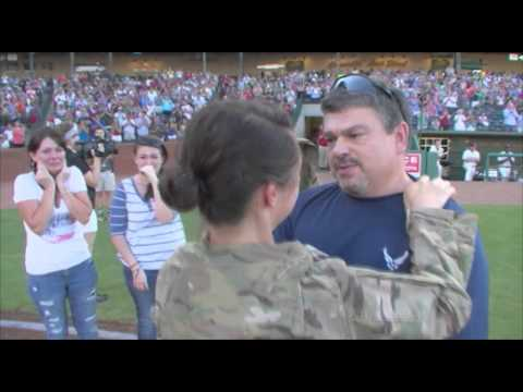 Fourth of July 2014 Military Homecoming
