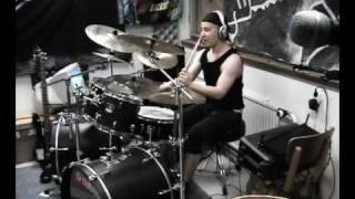 Patrik Fält - Dimmu Borgir - Vredesbyrd (Drum Cover)