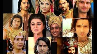 Inilah Wajah Asli Pemeran Karakter Mahabharata !!-[onthespotnews]