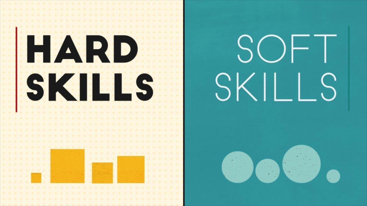 hard skills vs soft skills youtube