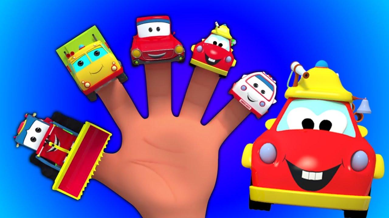 Семья пальчиков на русском видео  WikiBitme