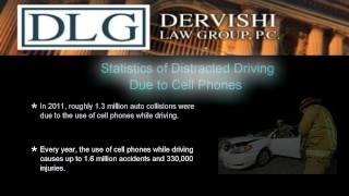 Video: Cell Phone Use while Driving is Dangerous