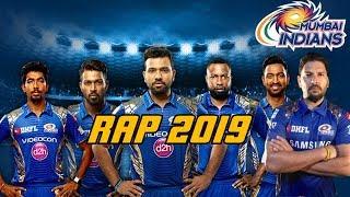 Mumbai Indians   Rap   IPL 2019