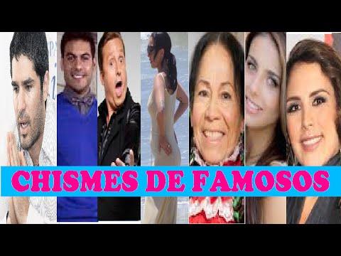 10 CHISMES DE FAMOSOS!! Recientes, noticias, 2015, información