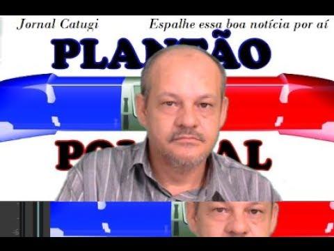 Plantão de Polícia no Jornal Catugi